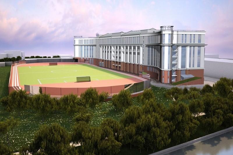 Поставка АБХМ Спортивный комплекс «Метрострой»