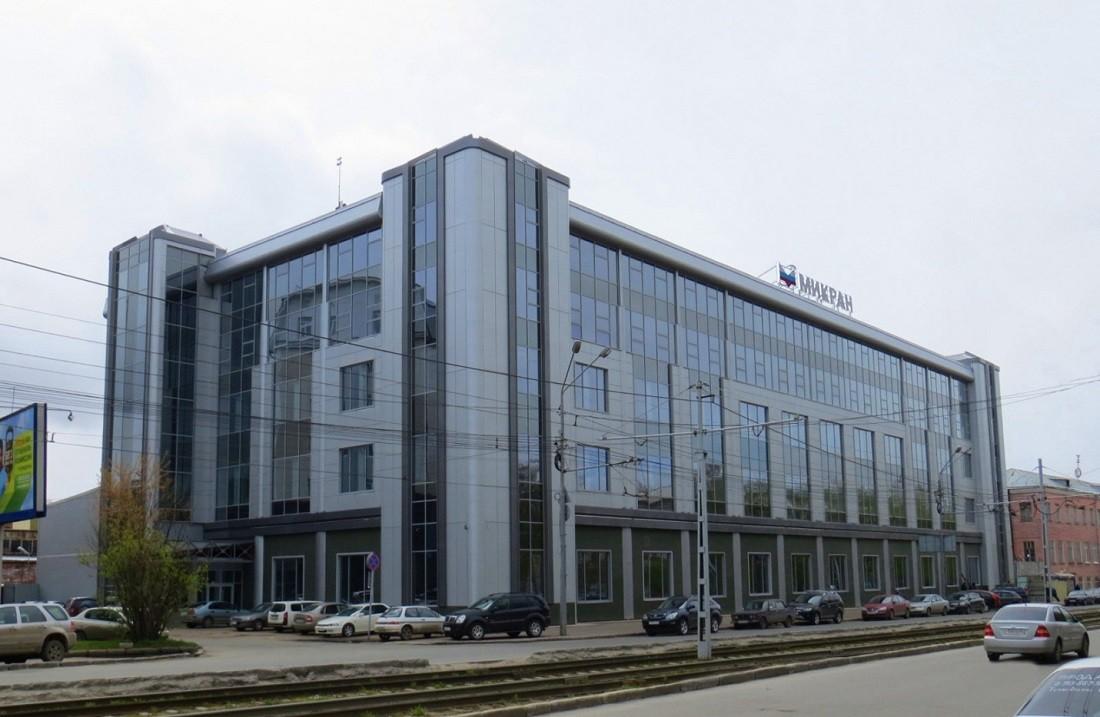 Завод «Микран»