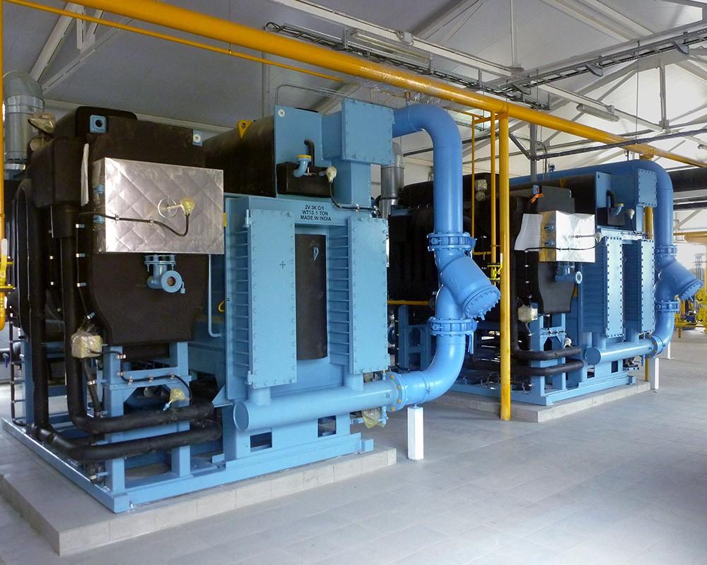 АБХМ Thermax Завод «Оптиковолоконные системы»