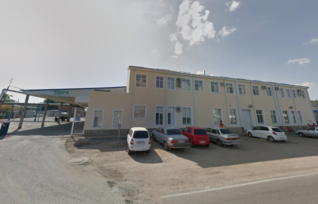 Завод по производству сыра и молочной продукции «Сыры Кубани» 1