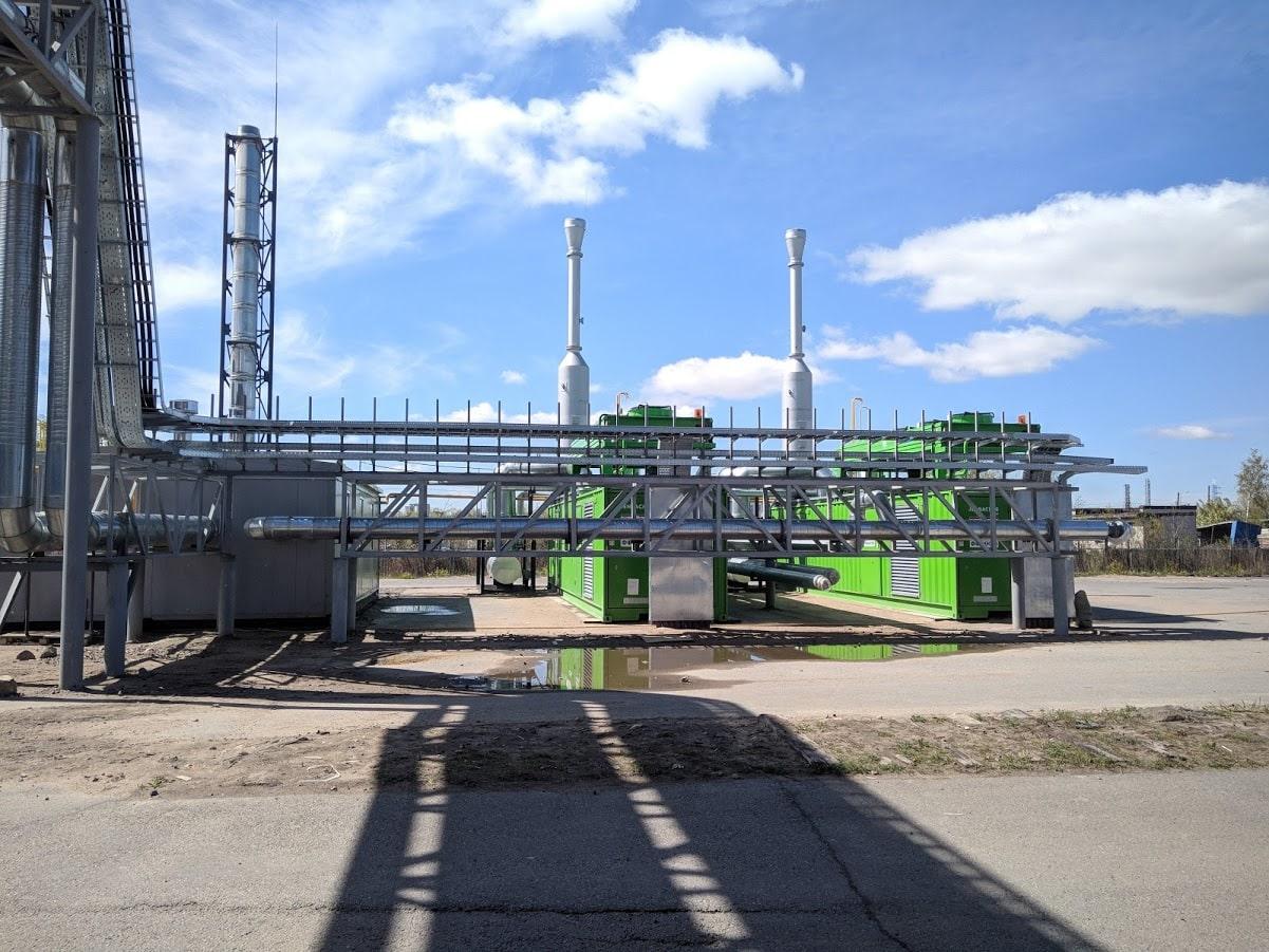 Тригенерационный комплекс для фармпредприятия «Активный компонент»